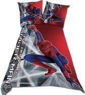 Dekbedovertrek Spiderman - 1-persoons (140x200 cm + 1 sloop)