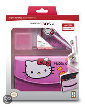 Bigben Hello Kitty Essentials Pack 3DS XL