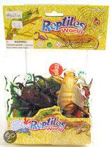 Reptiles World Insecten