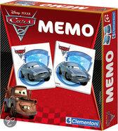 Clementoni Cars Memo Compact - Kaartspel