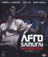 Afro Samurai Ressurection (Director's Cut)