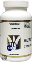 Vital Cell Life L-Carnitine 335 mg Capsules 100 st
