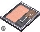 Rimmel Lasting Finish Mono Blush with brush - 190 Coral - Bronzingpoeder & Blush