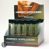 Amino X-Plode 20 ampullen