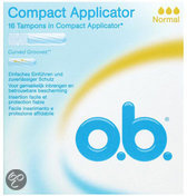 Ob applicator pro comf.normal~ 16 st