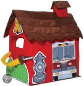 Bazoongi kids Speelhuisje brandweerkazerne