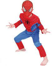 Kinderkostuum Spiderman maat M