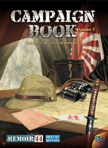 Memoir'44 - Campaign Book Vol. 2