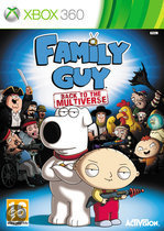 Foto van Family Guy: Back To The Multiverse