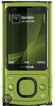 Nokia 6700 Slide - Lime
