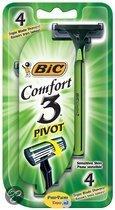 Bic Comfort 3 Pivot - Scheerapparaat