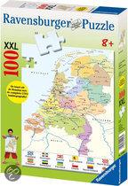 Puzzel Nederland XXL