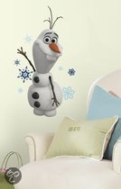 Disney RoomMates Muursticker Frozen Olaf the Snow Man - Multi