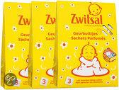 Zwitsal - Geur Builtjes - 3 x 3 stuks - Voordeelverpakking