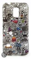 KEES Gel hoesje. Samsung Galaxy S5 Mini - Jewel Thief