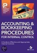 Accounting and Bookkeeping Procedures for Internal Control