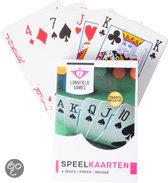 Longfield Speelkaarten - geplastificeerd