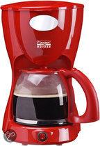 Bestron Koffiezetapparaat ACM800 - Rood