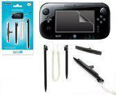 Foto van Hori: Wii U Pad Filter & Stylus Set