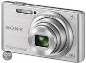 Sony Cybershot DSC-W730 - Zilver