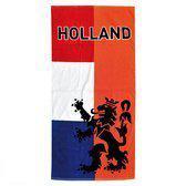 Nederlands Elftal Badlaken - Holland - 70 x 140 cm - Oranje