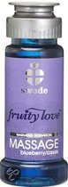 Swede - Fruity Love Massage - Bosbes/Cassis - 50 ml - Glijmiddel