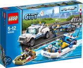LEGO City Politie Politiepatrouille - 60045