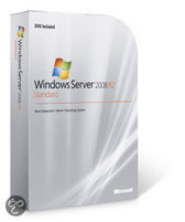 HP Microsoft Windows Server 2008 R2 Standard Edition 5CAL Reseller Option Kit ru pt nl sv Software