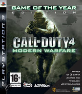 Call Of Duty 4: Modern Warfare - Game Of The Year Editie