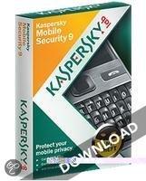 Kaspersky Mobile Security 1-Smartphone 1 jaar directe download versie