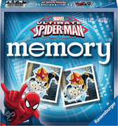Ravensburger Ultimate Spider-Man Memory - Kinderspel