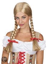 Heidi pruik