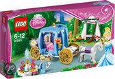 LEGO Disney Princess Assepoesters Betoverde Koets - 41053