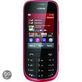 Nokia Asha 202 - Dual Sim - Rood