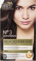 Guhl Natural Colors - No. 3  Donkerbruin - Crème-kleuring
