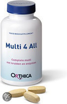 Orthica Multi 4 All - 180 Tabletten- Multivitaminen