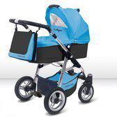 Babyactive - Kinderwagen Mini-mo - Blauw