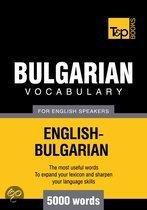 T&P English-Bulgarian Vocabulary 5000 Words