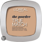 L'Oreal Paris True Match Powder - W7 Cinnamon - Foundation