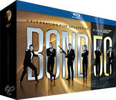 James Bond - 50th Anniversary Blu-ray Collection