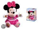 Minnie Mouse pratende knuffel