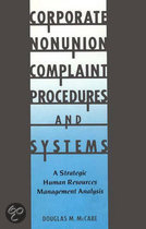 Corporate Non-Union Complaint Procedures And Systems