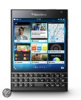 BlackBerry Passport (QWERTY) - Zwart