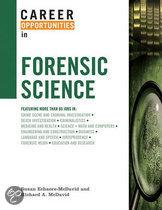 Forensic Science top ten carreers