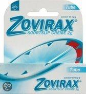 Zovirax Koortslip Crème Tube - 2 gr - Koortslipbehandeling