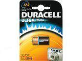 123 Photo Duracell Ultra Lithium K123LA