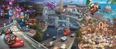 Ravensburger Cars - Panorama Puzzel 200 stukjes