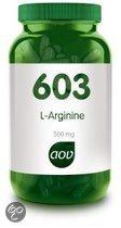 Aov 603 l-arginine 500mg 90 st