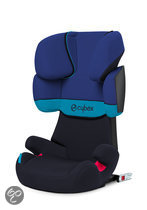 Cybex Solution X-Fix - Autostoel - Blue Moon - navy blue