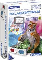 Clementoni Creëer Jouw Eigen 3D Laboratorium